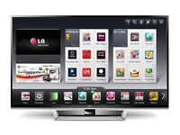"""LG 50"""" FULL HD Plasma 3D Smart TV with freeview HD, 600Hz and 4 HDMI The PLASMA 3D Smart TV"""