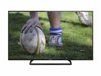 """BRAND NEW CONDITION 50"""" INCH PANASONIC ULTRA SLIM LED FULL HD TV BUILT IN FREEVIEW"""