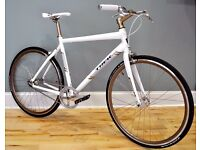 56cm Trek 3rd District Single Speed Road Bike