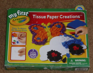 """Tissue Paper Creations Brand New  """"Box Shows wear"""""""