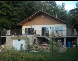 Chalet a louer cottage for rent laurentian