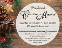 Christmas Market looking for Vendors!