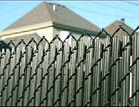 Installation de clôture   ''frost'' ornemental , vitre , rampe ,