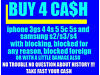 WANTED  iphones and samsung and all iphones in every condiction / problem Blackpool