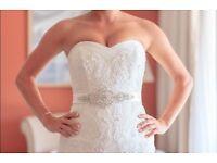 Ellis Bridal wedding dress - size 8
