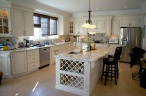 ***Custom Made Kitchen Cabinet & Counter Top ON SALE***