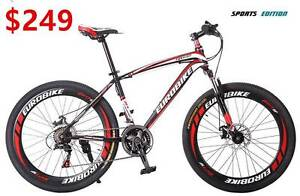 brand new multi-color mountain ,road ,folding bike,shmano gear Eastwood Ryde Area Preview