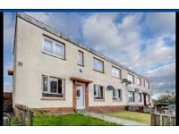 3 bedroom flat to rent in galston! Newly refurbished!