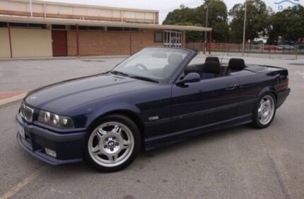 1995 BMW convertible Helena Valley Mundaring Area Preview