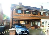 4 bed semi detached house in Darlaston/Wednesbury TO LET/£750 PCM