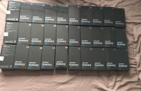Sealed brand new Samsung Galaxy s7 with accessories