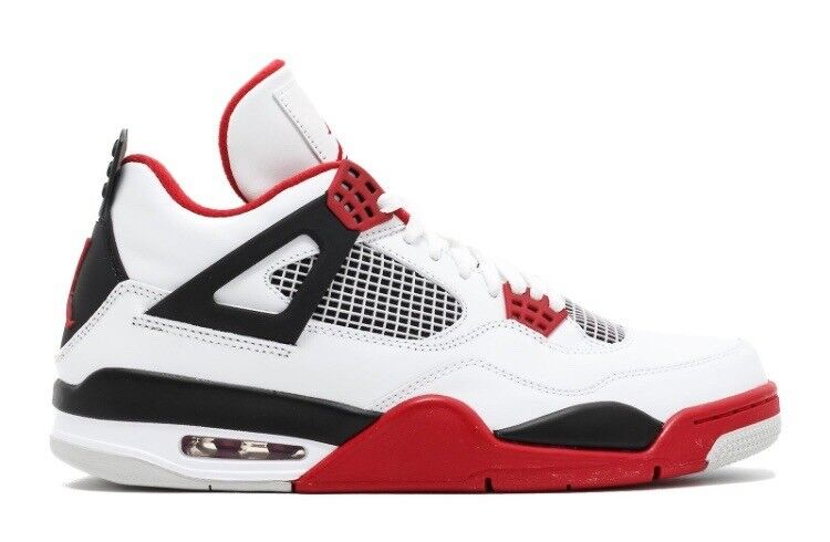 size 40 d1d7a f375e Classic fire red (2012 release) Jordan IV! Used.