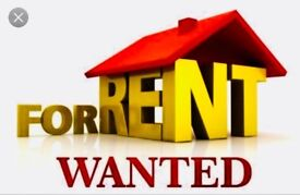 WANTED 2 BED HOUSE/FLAT With Parking Kingsteignton/Newton Abbot/Torquay/Exeter Area