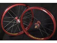 BMX Profile Mini wheel set