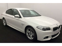 BMW 520d M Sport FROM £67 PER WEEK!