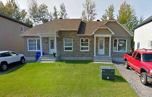 Très beau semi-détaché neuf à louer à Gatineau *LIBRE* Gatineau Ottawa / Gatineau Area image 1