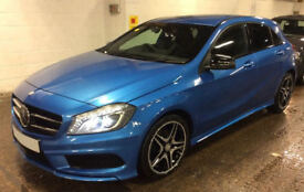 Mercedes-Benz A200 AMG Sport FROM £77 PER WEEK!