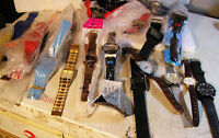 Selection of new watches $10.00 to $16.00