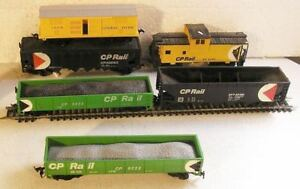 Large  N Scajl model train collections