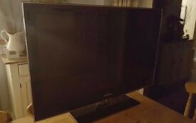 """40"""" Samsung LCD TV for sale - £110"""