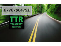 TTR Tom's Transport and Recovery Service.