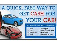 Cars wanted for scarp cash paid harpenden