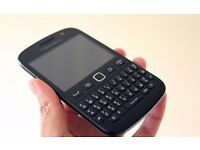 Blackberry 9720 - Black – Excellent Condition