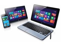 """Samsung ATIV Smart PC XE500T1C 64GB 11.6"""" Windows Tablet PC with Detachable keyboard"""