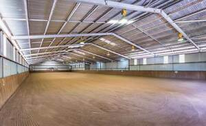 Agistment with Indoor Arena & Full Board Stoneville Mundaring Area Preview