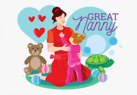 IDSO childcare/nanny for October 20th
