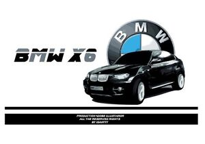 WANTED: One-owner BMW X6 c/w maintenance records