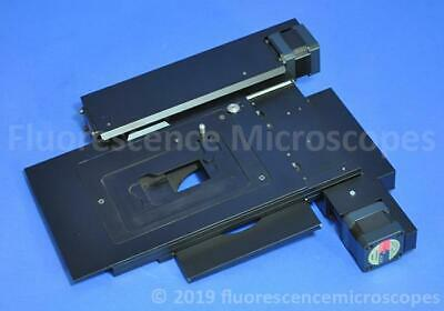 Prior Motorized Stage H101cpc5 For Olympus Bx51 Upright Microscope