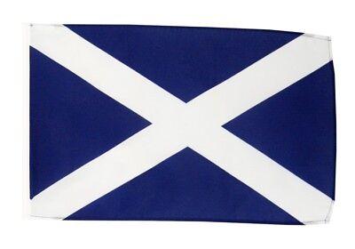 Schottland Banner schottische Fahnen Flaggen 30x45cm (Land Flagge Banner)