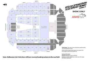 2 x Bruce Springsteen A Reserve tickets Kew Boroondara Area Preview