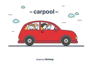 CARPOOL and RIDESHARE - To AIRPORT & Mississauga Area