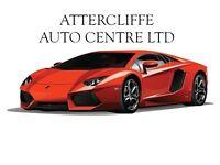 AUTO CENTRE full vehicle/van respray refurb, bodywork repair Auto Diagnostics, MOT