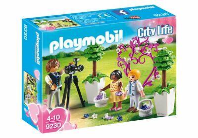 YRTS 9230 Playmobil Fotógrafo de Boda Novios Ceremonia ¡Nuevo en Caja! ¡New!