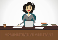 Executive Assistant - Paperwork help, Website design & more!