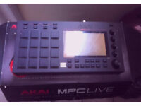 Akai MPC Live As New