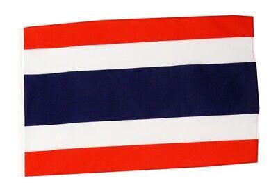 Thailand Banner thailändische Fahnen Flaggen 30x45cm (Land Flagge Banner)