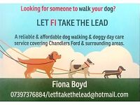 Dog walking, doggy daycare & pet visits