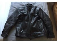 Richa leather biker jacket