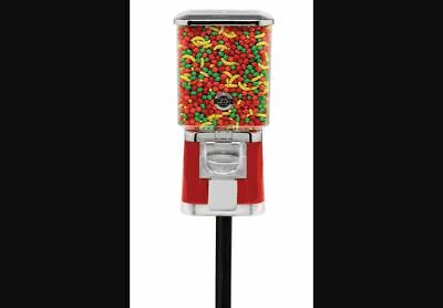 New Candy Vending Machine Gumball 1 Toy Super Ball Reward Vendor More Capacity