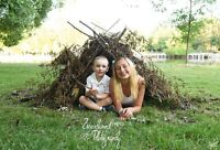 Mini Photoshoots- Pictures will be ready for Mother's Day!