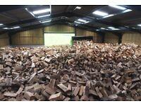 Seasoned Logs for sale Surrey's No.1 - Log Supplier - Wood burner - Fire Logs - Firewood
