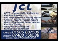 JCL upvc fitting & roofing services