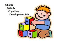 2.5-4 year old children needed for UofA Child Development Study