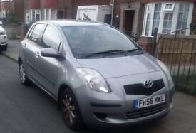 Toyota Yaris 1.4 Diesel 2006 Auto JUST BEEN SERVICED AND MOT