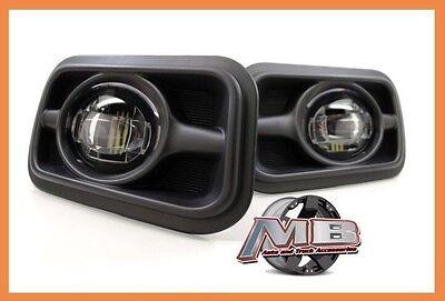 Plug & Play Morimoto XB Ram LED Fog Lights For 2010-2014 Dodge Ram 2500 5500K