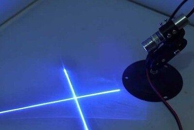 Nichia 405nm 100mw Laser Diode Cross Modulefocusable Blue Violet Laser 1 Pcs